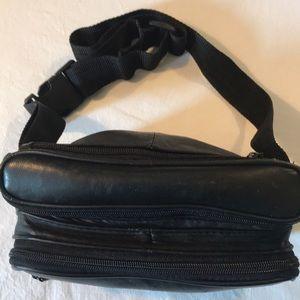 KORET Leather Waist Bag Vintage